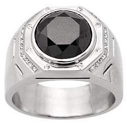 кольца с крупными камнями. Запонки с