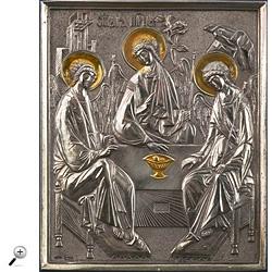 Новозаветная икона Святой Троицы из ...: www.goldural.ru/product1190.html